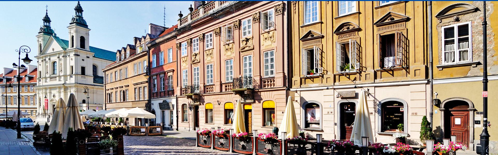 Visita Varsovia